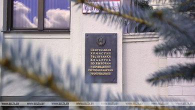 Photo of Окружные избирательные комиссии начали свою работу на выборах депутатов Палаты представителей Национального собрания седьмого созыва, которые пройдут в Беларуси 17-го ноября