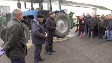 Photo of Обучающий семинар прошел сегодня в Лидском районе на базе хозяйства «Можейково»