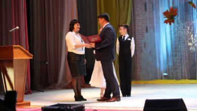 Педагоги Лидского района принимают поздравления с профессиональным праздником