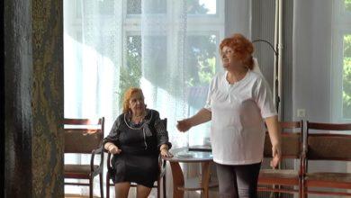 Лидчанка Лора Васильева в свои 82 года руководит ансамблем песни и танца «Супербабушки»