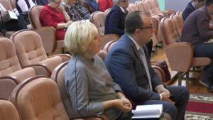 Председатель Гродненского облисполкома Владимир Кравцов провел пресс-конференцию