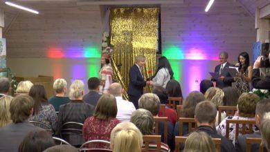 Сегодня в Гродно Почетная грамота управления культуры Гродненского облисполкома вручена Анне Некрашевич