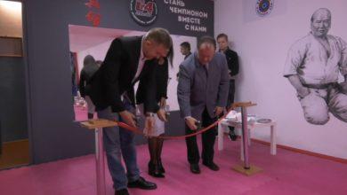 В общежитии предприятия «Лидагропроммаш» начал работать зал для занятий кёкусинкай карате