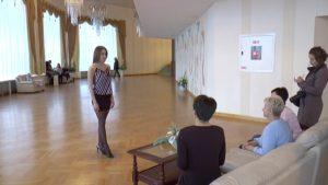 В Лиде прошел кастинг для участия в конкурсной шоу-программе «Мисс Лидчины-2019»