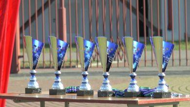Лида принимала участников Открытого областного легкоатлетического турнира по метанию молота среди юношей и девушек