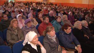 Хор духовенства Санкт-Петербургской митрополии дал концерт в нашем городе