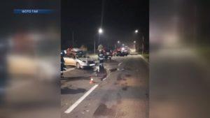 Эта неделя в Лиде началась с автомобильной аварии с пострадавшими