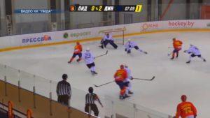 ХК «Лида» провел два матча чемпионата Беларуси в экстралиге в дивизионе «А»