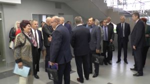 Важные вопросы обсудили руководители Лидского районного филиала Гродненского областного союза нанимателей