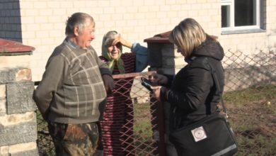 Photo of Переписчики посещают дома респондентов и в Лидском районе