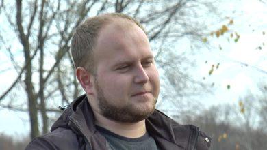 Андрей Иодко учит лидчан искусству управлять автомобилем