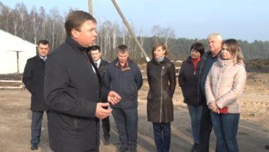 Члены Лидского райисполкома побывали на фермах Лидского и Щучинского районов