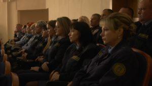 Профессиональный праздник отмечают сотрудники Департамента охраны МВД