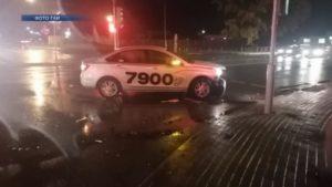 В Лиде на пешеходном переходе автомобиль сбил мужчину