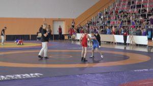 Десять призовых мест завоевали лидчане на Открытом республиканском турнире по вольной борьбе