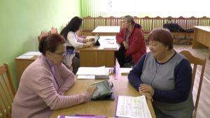 На Лидчине переписаться можно на девяти стационарных участках