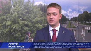 Лиду посетили участники трехстороннего белорусско-казахстанско-российского семинара