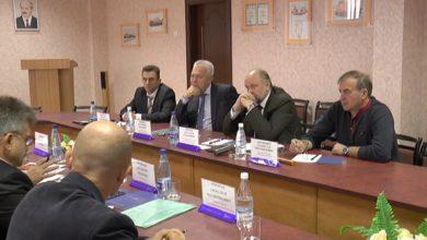 В Локомотивном депо Лида с деловым визитом сегодня побывали посол Украины в Беларуси Игорь Кизим