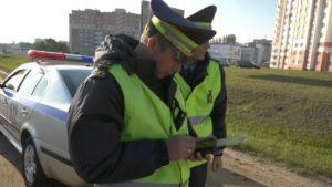Сотрудники ГАИ усилили внимание к пешеходам и наличию у них фликеров