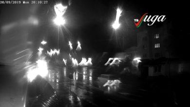 Photo of Появилась видеозапись наезда на пешехода в Лиде 30 сентября