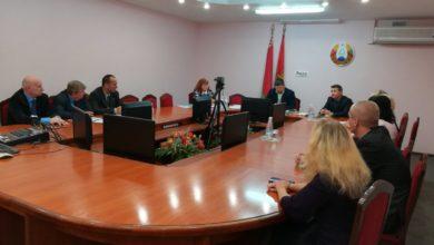 Photo of Окружная избирательная комиссия по Лидскому избирательному округу № 55 зарегистрировала сегодня четверыхкандидатов