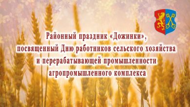 Photo of Районный праздник «Дожинки-2019» (Часть 1)