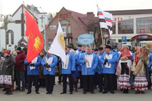 В Сморгони проходят областные «Дожинки-2019». ФОТО