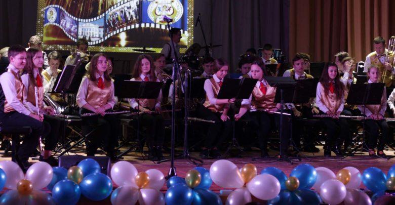 Лидская детская школа искусств отмечает 20-летие. ФОТО