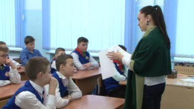 Photo of Лидчанка Дарья Малышева – один из лучших классных руководителей Гродненской области.