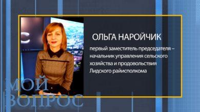 Первый заместитель председателя – начальник управления сельского хозяйства и продовольствия Лидского райисполкома Ольга Наройчик.