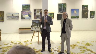 Photo of В Лидском историко-художественном музее работает выставка «Невидимое… видимое»