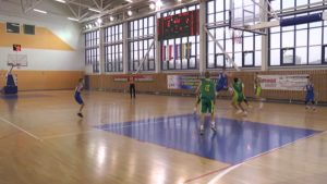 Команда «Калий-Баскет» из России стала победителем Международного турнира по баскетболу