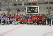 В Лиде прошел первый матч Открытого чемпионата Гродненской области принеманской любительской хоккейной лиги по хоккею с шайбой