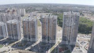 Продажа квартир через Интернет в доме «Москва» квартала «Евразия»