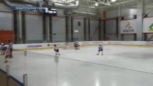 Учащиеся детско-юношеской спортивной школы по хоккею стали вторыми на турнире по хоккею с шайбой Lida Cup 2019