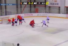 Хоккейный клуб «Лида» вновь потерпел поражение
