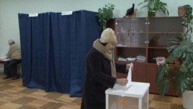 Участок для голосования в агрогородке Дитва расположился в здании сельского исполкома