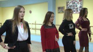 Семь березовчанок готовятся к участию в конкурсной шоу-программе «Мисс Принеманье»