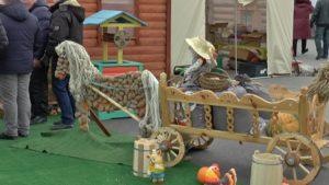 Программа областных «Дажынак» в Сморгони была насыщена мероприятиями