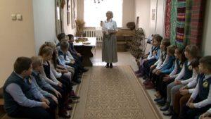 Лидские музейщики приглашают школьников на новые музейные занятия