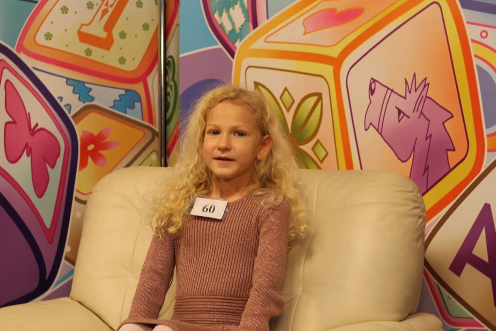 Детская программа Лидского телевидения «Для маленькой компании» проводит кастинг. ФОТО