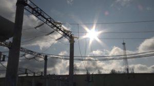 На электрической подстанции «Лида» реализуется специальный проект