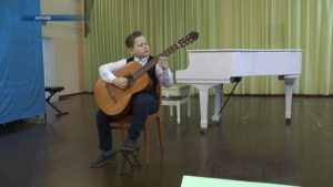 Лидской детской школе искусств – 20 лет