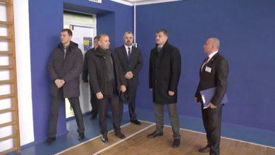 Photo of Лиду посетил министр спорта и туризма Беларуси Сергей Ковальчук