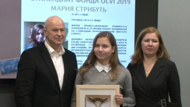 Трое лидчан стали в этом году стипендиатами финского Фонда OLVI