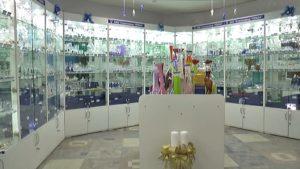 Хрустальный набор от стеклозавода «Неман» будет разыгран во время «Новогодней викторины»
