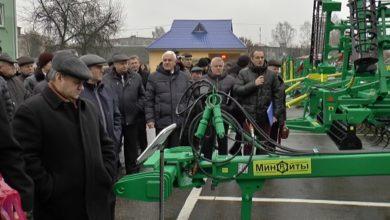 Photo of Лидский район посетили участники республиканского семинара по подготовке сельскохозяйственной техники к полевым работам