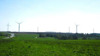 В Лидских электрических сетях планируют развивать ветропарк