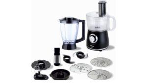 Магазин «Техноприм» подарит счастливчику многофукциональный кухонный комбайн