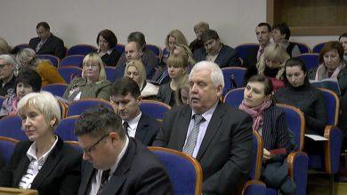 Лидское районное объединение профсоюзов подвело итоги работы за пять лет
